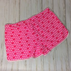 Vineyard Vines Shorts - Vineyard Vines Hot Pink Heart Shorts Sz M